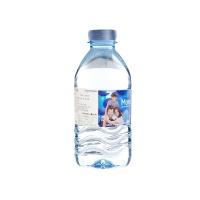 蒙希克(Monchique)天然饮用水 330ml*24瓶/箱  葡萄牙进口 弱碱性矿泉水 PH值9.5