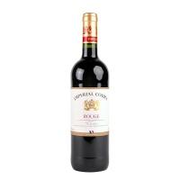 皇轩 酿酒师臻选干红葡萄酒红酒 750ml 法国进口