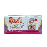 拉舍尔(Russel's)英式早茶 2g*25/盒 斯里兰卡进口
