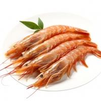 沪泽 海鲜组合 阿根廷红虾大号L1 2kg+加拿大牡丹虾甜虾20/24 1kg/盒 日料刺身海虾大虾