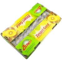 迦麦佳沛(ZESPRI)阳光黄金奇异果 金果猕猴桃 大果整箱装(约27-33头/箱)新鲜水果 新西兰进口