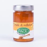 葆利(SOTTOBOSCO PAOLI)百花蜂蜜260克瓶装意大利进口 百联直采