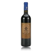 法国进口 法国百特醇酿波尔多干红葡萄酒750ml