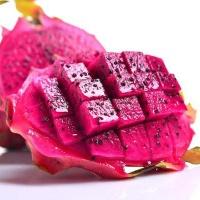 迦麦 越南红心红肉火龙果 热带新鲜水果 3个