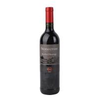 迪特雷夫家族酒庄 迪特雷夫斯克梅乐品乐珠混酿干红葡萄酒红酒 750ml 智利进口