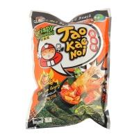 小老板 脆烤海苔冬荫功味烤紫菜 36g 泰国进口 休闲零食