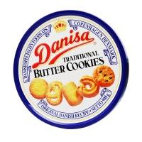 皇冠(Danisa)丹麦曲奇饼干 908g 印尼进口